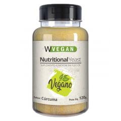 Nutritional Yeast Cúrcuma 120g