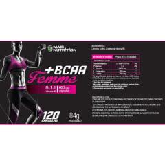 Bcaa Femme - 120 Capsulas