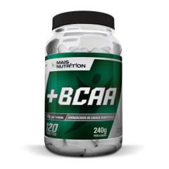 Bcaa Tablete 8:1:1 1,5g 120 Tabletes Mais Nutrition