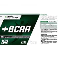 Bcaa Tablete 1,5g - 120 Tabletes