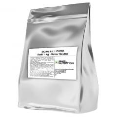 10 BCAA 8:1:1 1kg Embalagem Refil