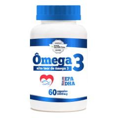10 Biotina 60cp Mais Nutrition + 10 Omega 3 60cp Mais Nutrition + 10 Seka Barriga 60cp Mais Nutrition