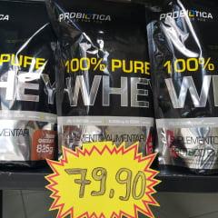 2 Whey 825g Probiotica + 500g Glutamina + 500g Creatina