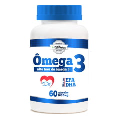 30 Omega 3 60cp + 30 Calcio + Vit D3 60cp Mais Nutrition