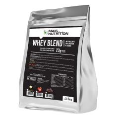 5 Whey Blend Refil 2kg + 5 Slim Gold 250g Mais Nutrition