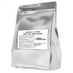BCAA 8:1:1 1kg 1 Kilo - Mais Nutrition