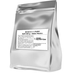 BCAA 8:1:1 500g 500 gramas - Mais Nutrition