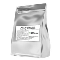 Beta Alanina 1Kg 1 Kilo Quilo Refil - Mais Nutrition