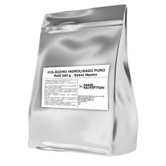 Colageno Hidrolisado 500g 500 gramas Refil - Mais Nutrition
