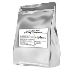 Glutamina Pura 1Kg 1 Kilo Quilo - Mais Nutrition