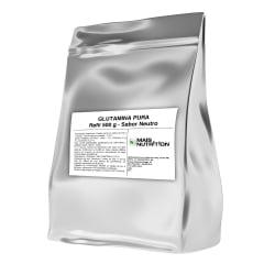 Glutamina Pura 500g 500 gramas - Mais Nutrition