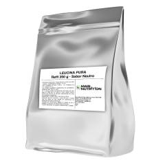 Leucina 200g 200 gramas - Mais Nutrition