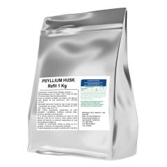 Psyllium Psillium 500 gramas 500g Mais Nutrition