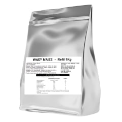 Waxy Maize 1Kg 1 Kilo Quilo Mais Nutrition