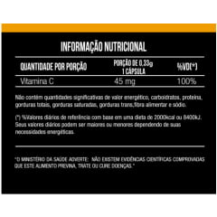 Acerola Vitamina C 500mg 60 capsulas Mais Nutrition