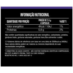 Berinjela 500 mg 60 cápsulas Mais Nutrition