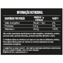 Colágeno 500 mg 60 cápsulas