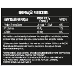 Spirulina 250mg 50 capsulas Mais Nutrition