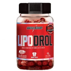 De R$98,00 Por R$78,00 LipoDrol 60 capsulas Cafeina Integralmedica