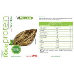 Rice Protein 900g - Proteina de Arroz