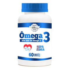 Ômega 3 1000mg 60 Capsulas - Mais Nutrition