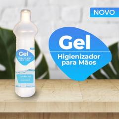 POR R$15,80 Alcool Gel 70% 70 500mL Higienizador de Mãos