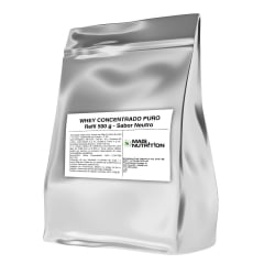 Whey Protein Concentrado WPC 500g 500 gramas Mais Nutrition
