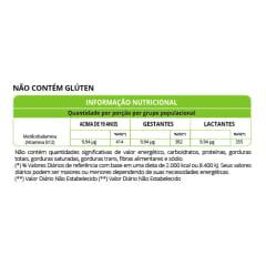 Vitamina B12 Metilcobalamina 9,94mcg 30 capsulas WVegan